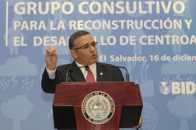 Centroamérica pide ayuda para reconstrucción