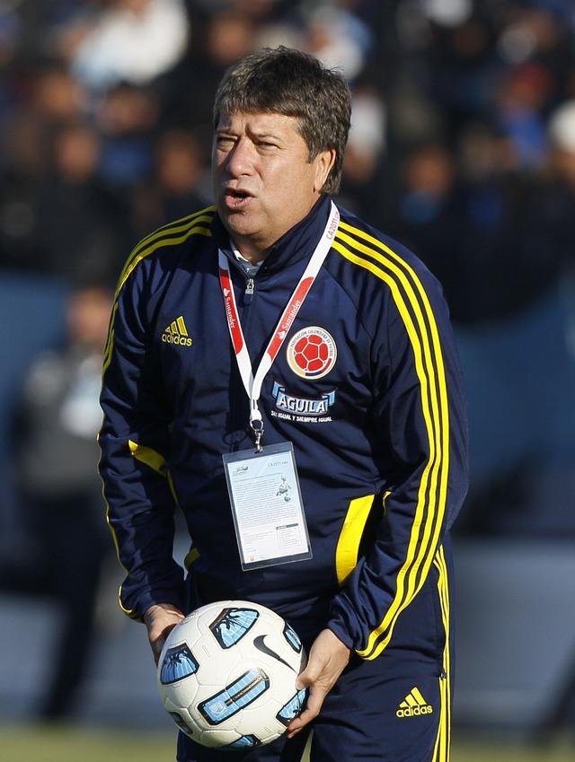Arrepentido y destruido 'Bolillo' Gómez