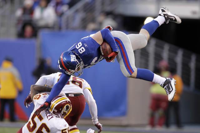 Redskins golpean ilusiones de los Giants