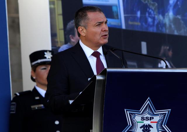 México saca a criminales de espacios públicos