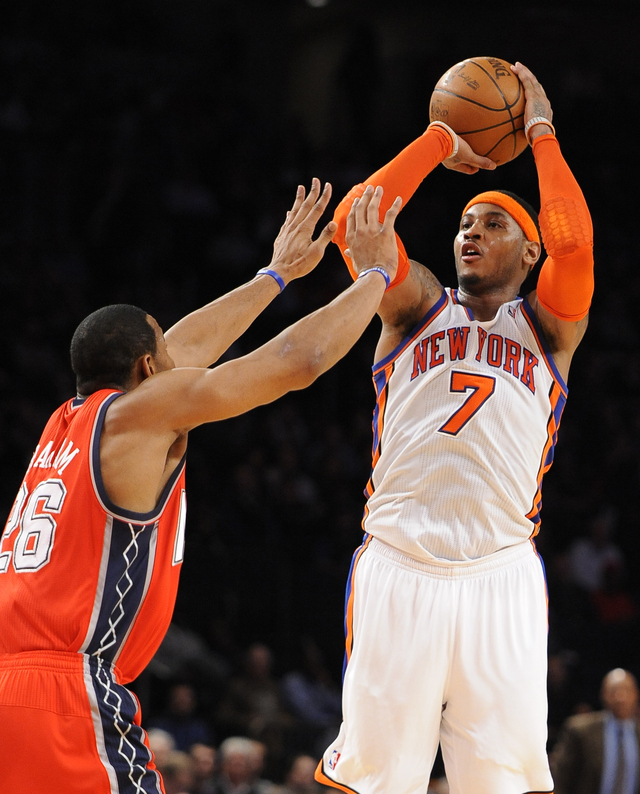 Knicks se ilusionan de nuevo
