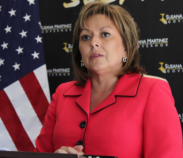 Gobernadora latina podría ser candidata a la vicepresidencia