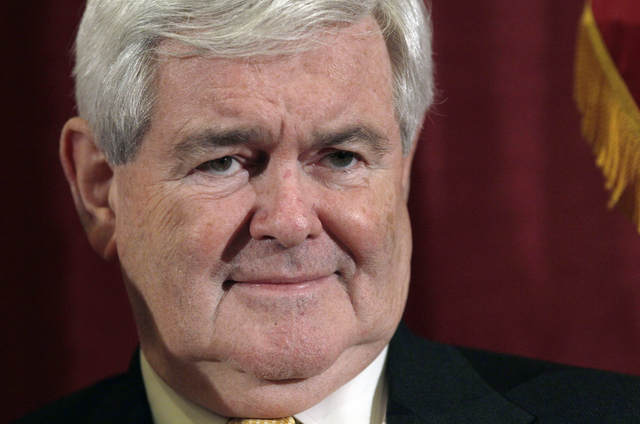 Gingrich paga el precio de llegar muy tarde