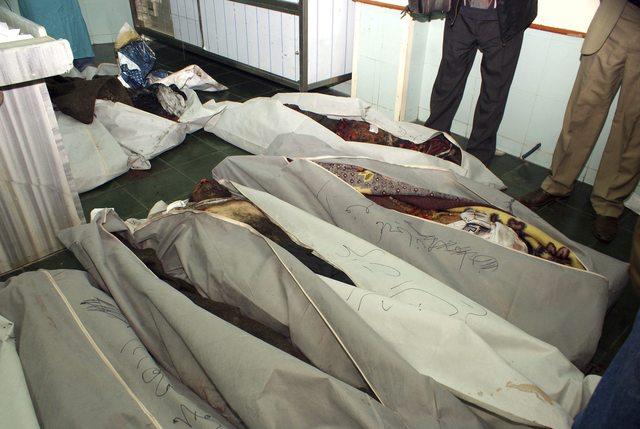 Atentados dejan 40 muertos