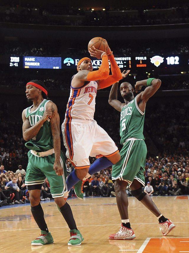 Triunfo navideño de los Knicks