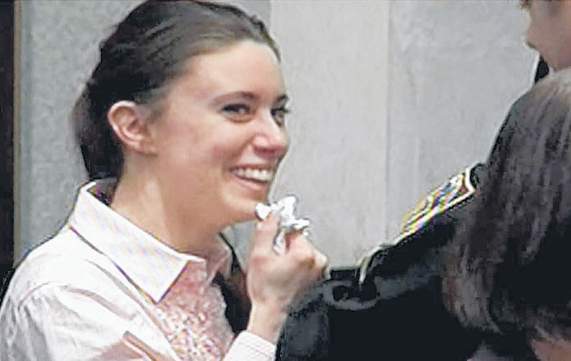 Absuelven a Casey Anthony