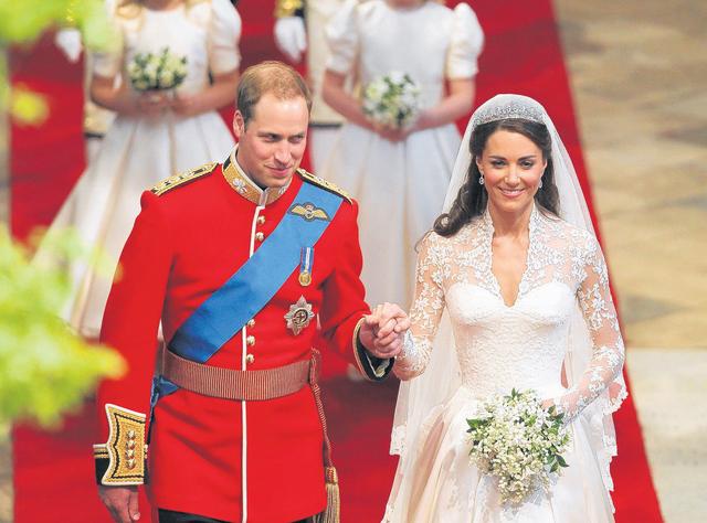 Y colorín colorado…William y Kate se casaron