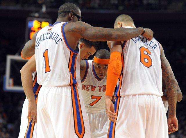 Prueba de fuego para los Knicks