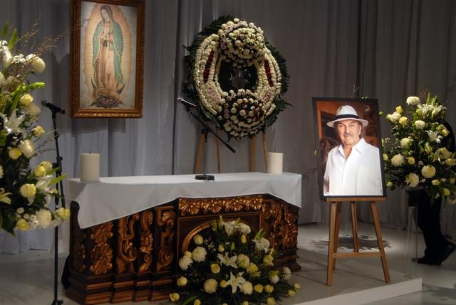 México  espera a  Pedro Armendáriz Jr.