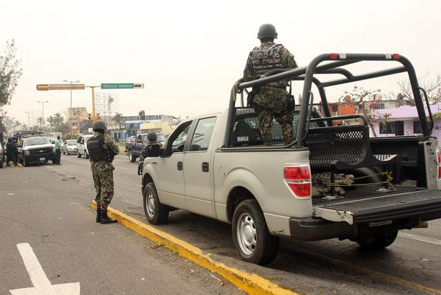 Veracruz: una ciudad sumida en la   violencia