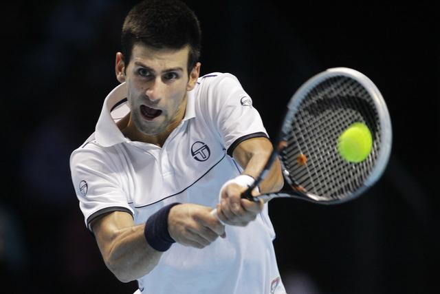 Djokovic se tomó el tenis mundial en sus manos