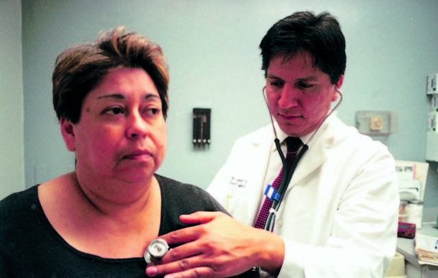 Pacientes  hispanos: menos atendidos