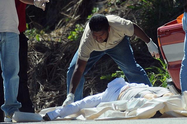 Violencia criminal afecta a Honduras