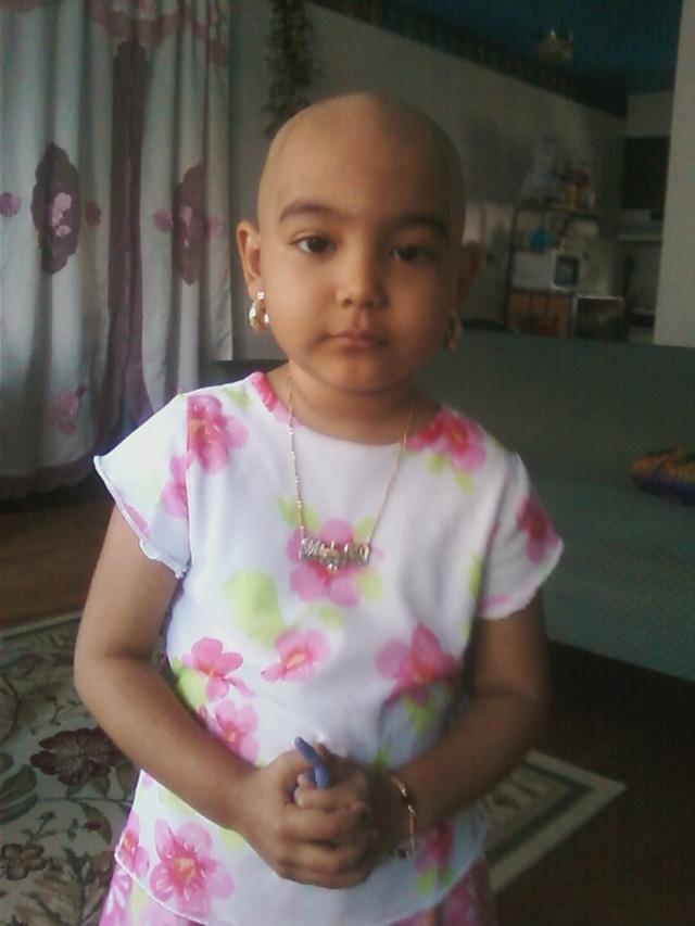 Hospitalizan  nuevamente a la pequeña Yarelis