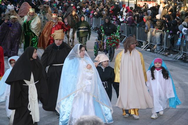 Los Reyes pasarán por Brooklyn el domingo
