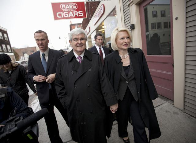 Aspirantes republicanos recorren New Hampshire