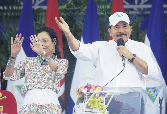 Expectativa por segundo mandato de Ortega