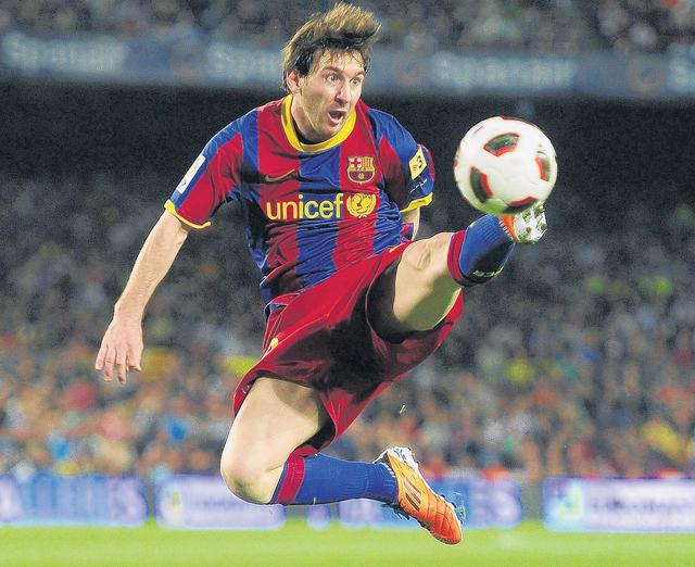 Messi va por otro Balón de Oro
