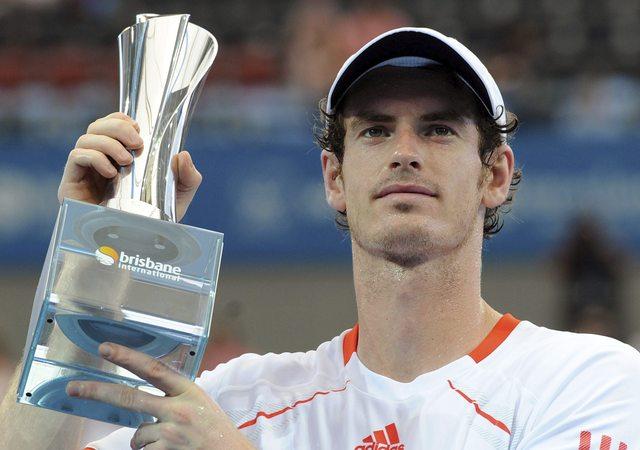 Murray triunfa en Brisbane