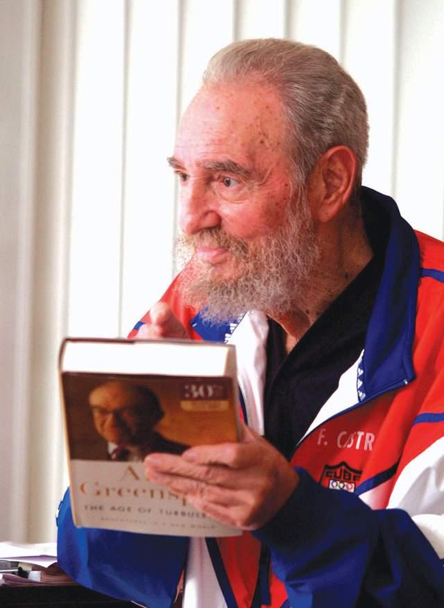 Fidel quiere robot para presidente de  EEUU