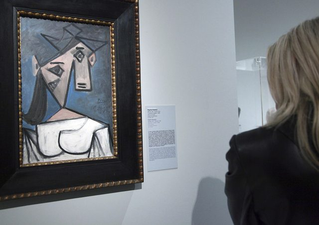 Golpe rápido y limpio para robar Picasso y Mondrian