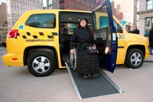 MTA anuncia expansión de servicio de taxis para discapacitados