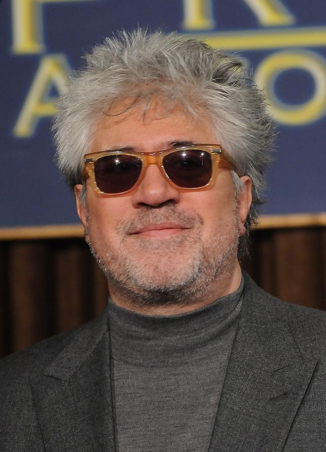 Almodóvar con 16 candidaturas al Premio Goya
