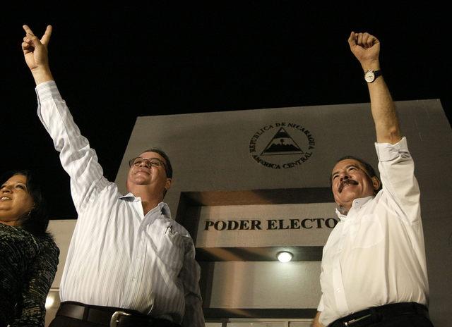 Daniel Ortega asume tercer mandato