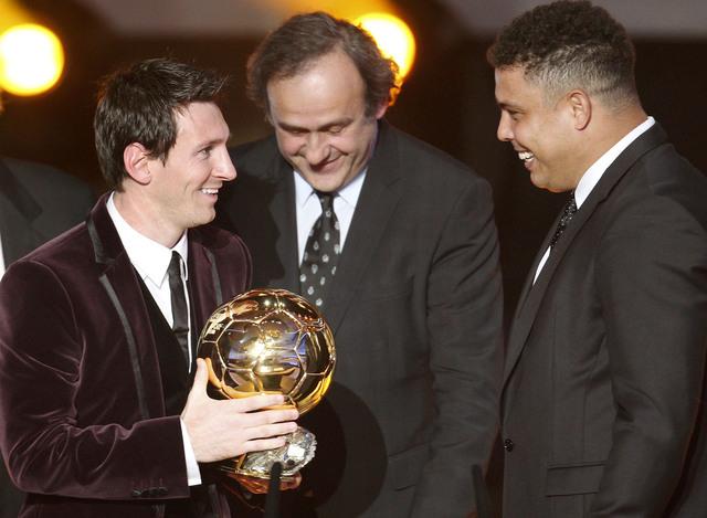 A Messi sólo le falta el Mundial