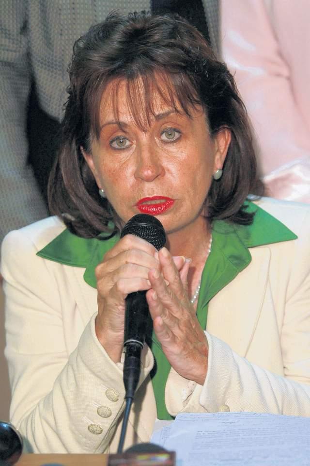 Arraigo para ex Primera Dama de Guatemala