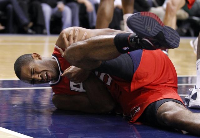 Horford sufre seria lesión