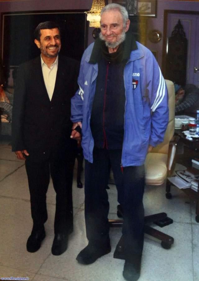Castro descarta que Irán inicie guerra mundial