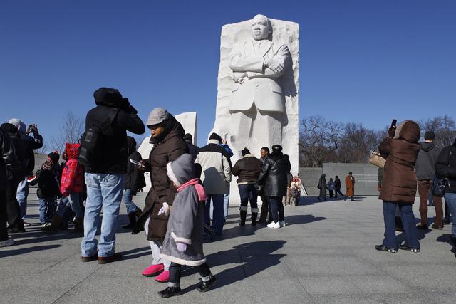 Religiosos recuerdan a Luther King