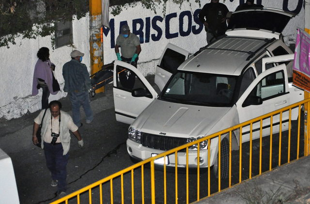 Balacera callejera deja siete muertos