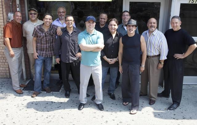 Conciertos de salsa  y jazz latino