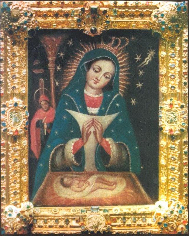 Dominicanos  veneran a Virgen de la Altagracia