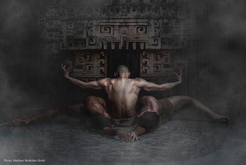 Danza ilustra las profecías mayas