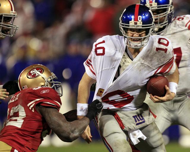 Giants y Patriots de nuevo frente a frente