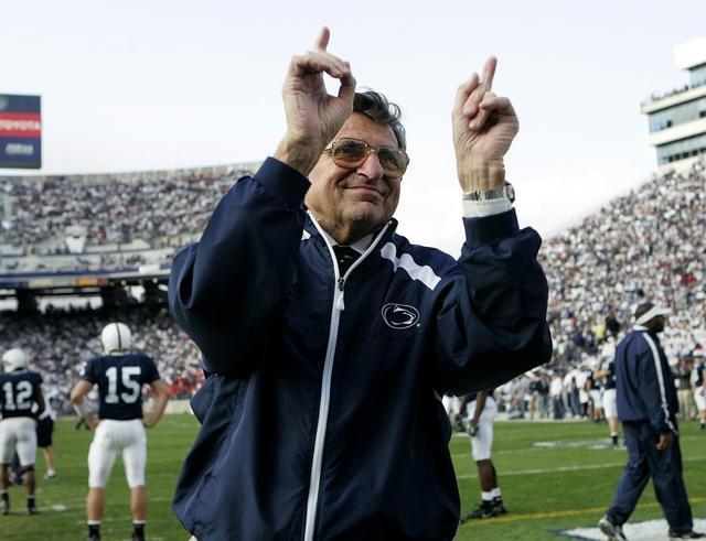 Fallece entrenador Paterno