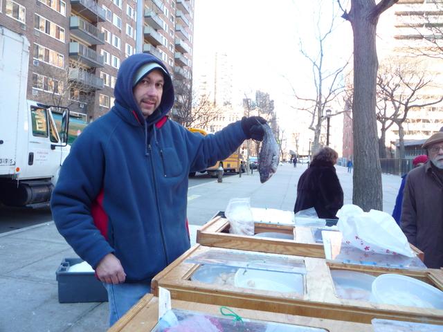 Antonio Ramos:  vendedor de pescado