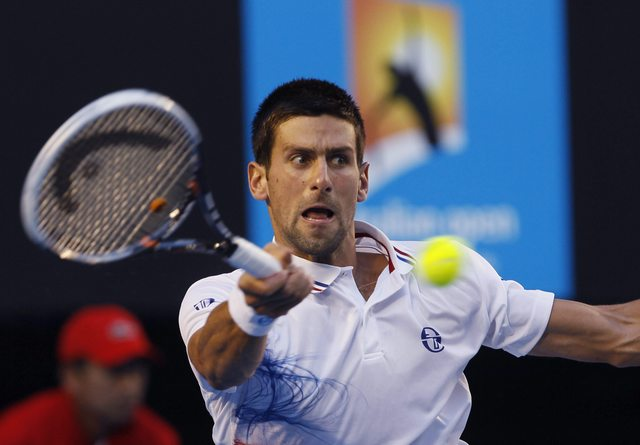 Airoso Djokovic en  épica semifinal