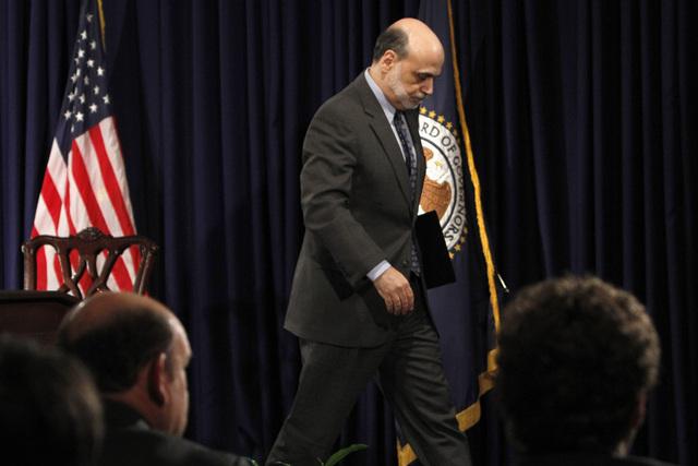 Bernanke alerta sobre déficit fiscal