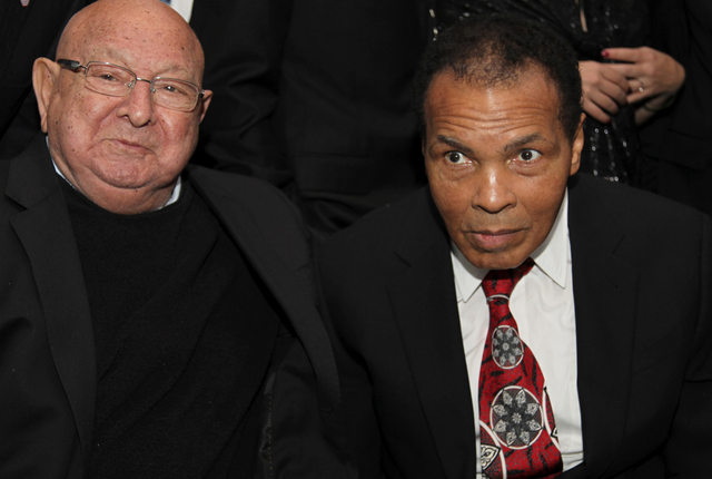 Muere a los 90 Angelo Dundee