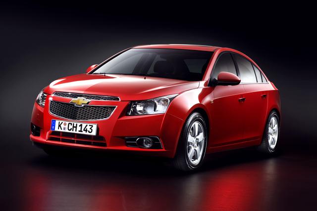 General Motors  apuesta por los autos compactos