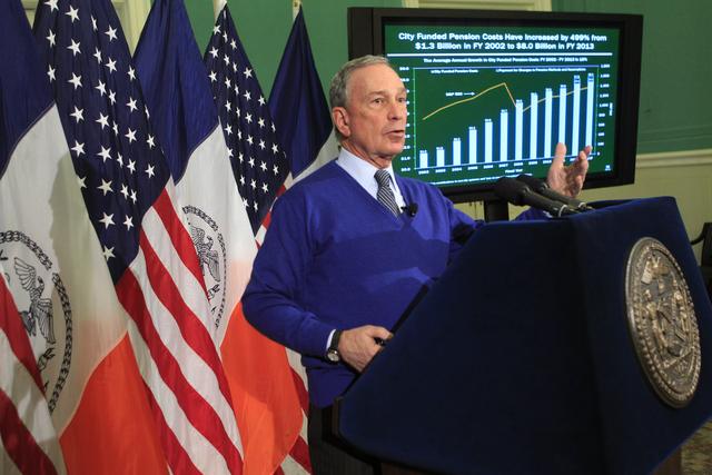 Bloomberg: ni despidos ni más impuestos