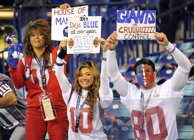 La fiesta del Super Bowl intensa y colorida