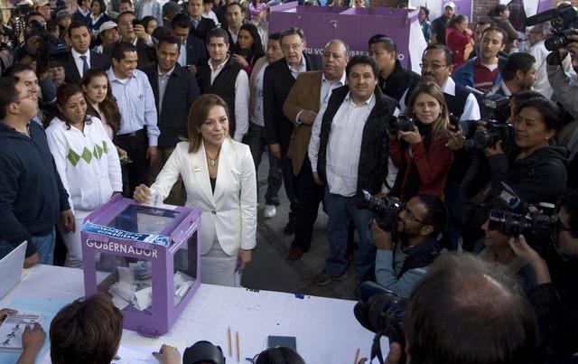 Josefina Vázquez: 'Seré presidenta de México'