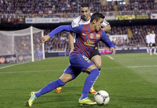 Barcelona-Valencia deciden el segundo finalista