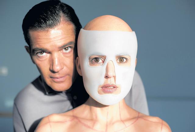 Antonio Bandera protagoniza la película 'La piel que habito'.