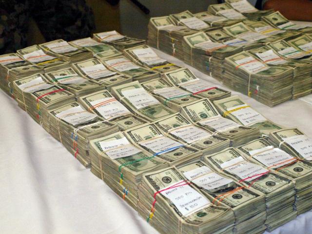 El contrabando de efectivo    se ha convertido en un seductor método para los delincuentes, que lo  usan  para ocultar sus ganancias ilícitas del narcotráfico.